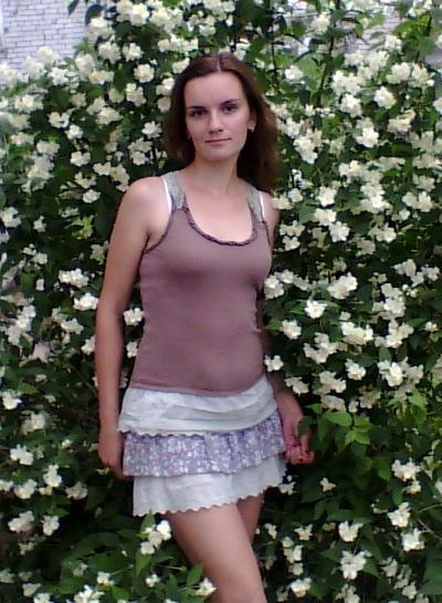 Ольга Терганова, 22 августа 1983, Брянск, id191601417