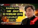 RAMALAN ZODIAK HARI INI, JUMAT 22 FEBRUARI 2019 | ZODIAC PREDICTIONS FEBRUARY 22, 2019