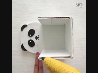 Панда-органайзер