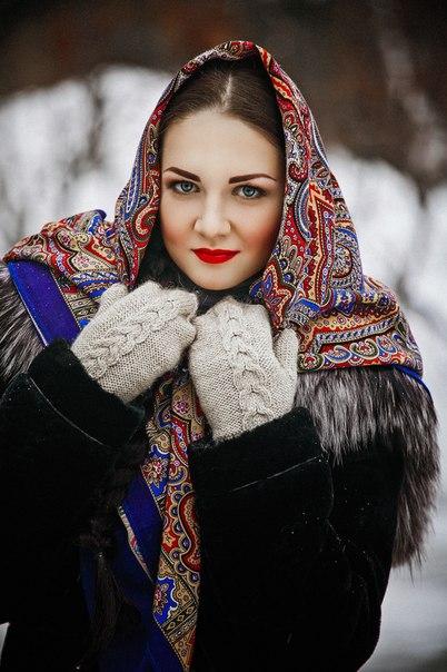 Русский макияж - 110 фото и пошаговые инструкции 28