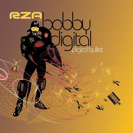 RZA альбом RZA As Bobby Digital: Digital Bullet