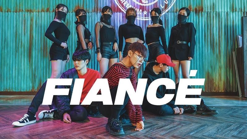 [AB] MINO 송민호 - 아낙네 FIANCÉ | 커버댄스 DANCE COVER