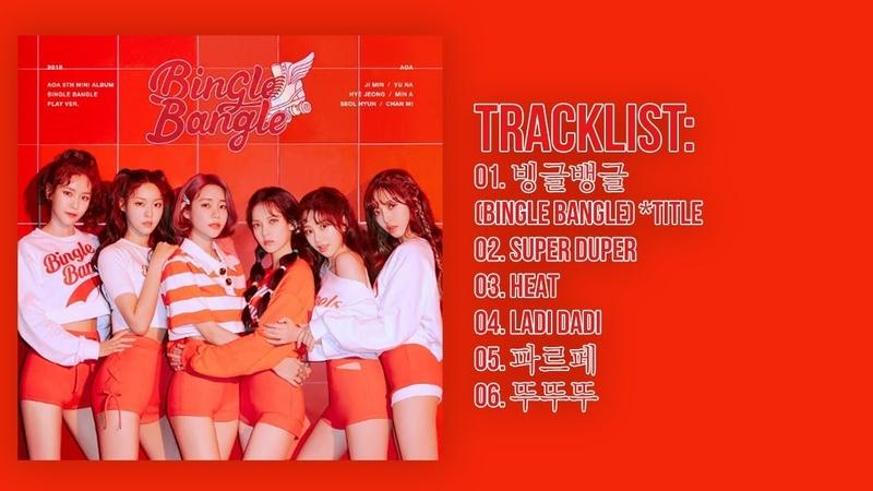 [Full Album] AOA - BINGLE BANGLE (5th Mini Album)