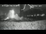 Преступники потушили Вечный огонь в Киеве цементом