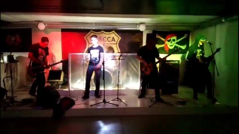 DeStroy - Black Out (Трасса 36, Воронеж)