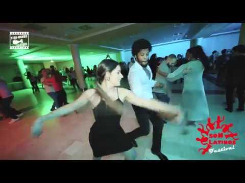 Terry SalsAlianza Rita - social dancing @ IX Son Latinos Festival Gijon