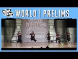 Spirit Dance - Mexico (Adult) at the 2014 HHI World Prelims