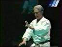 Sensei Hidetaka Nishiyama Hangetsu y bunkai I T K F 2000