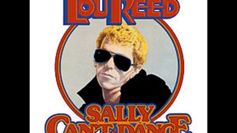 Lou Reed Baby Face with Lyrics in Description
