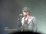 Adam Lambert - Bowie Medley - Wachovia Center - Philly (480p)