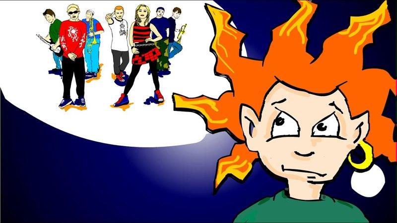 Элизиум Ослепительный мир fan flash мульт 2004