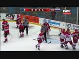 Россия (U-20) - Канада QMJHL - 3-2 (ОТ). 6-й матч. Голы
