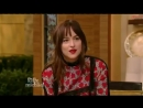 Dakota Johnson Live with Kelly and Michael le 26 mars 2015