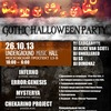Kiev Kills: Gothic Halloween Party