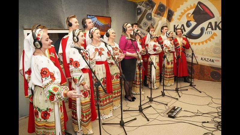 Программа «ХОРОШО!» 16 05 2019 г Ансамбль «Ивушка» и Вероника Журавлева Пономаренко