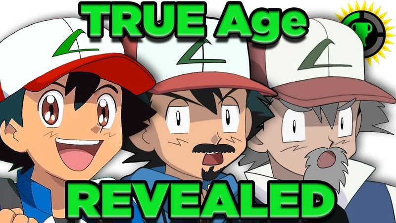Game Theory: Ash's Age FINALLY Solved! (Pokemon)