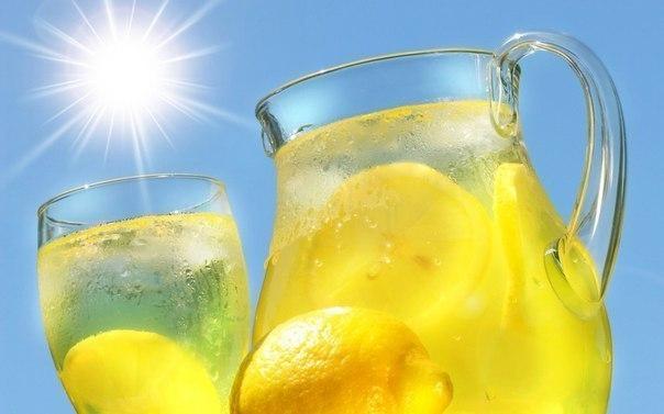 Польза от утреннего стакана горячей воды… (1 фото) - картинка