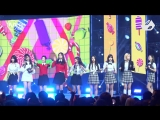 Фанкам 180426 Twice занимают первое место на M!Countdown и получают свою седьмую награду с What is Love.