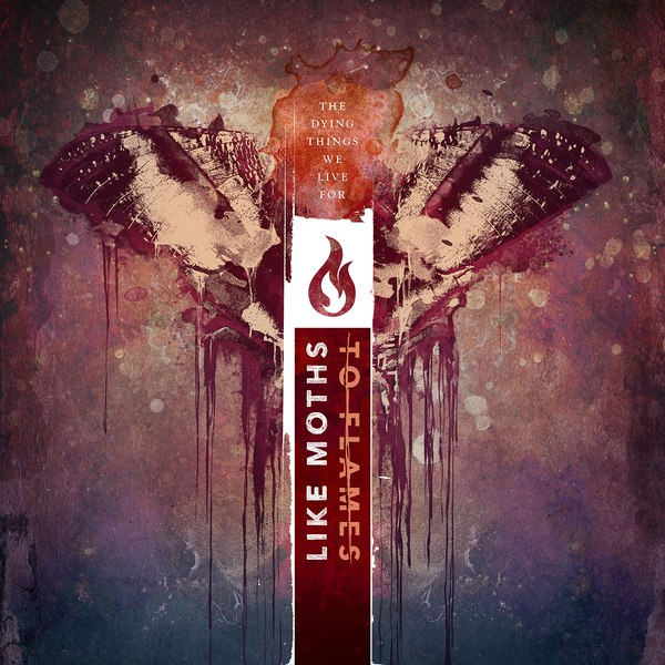 Like Moths To Flames - Thrown To The Wind [single] (2015)