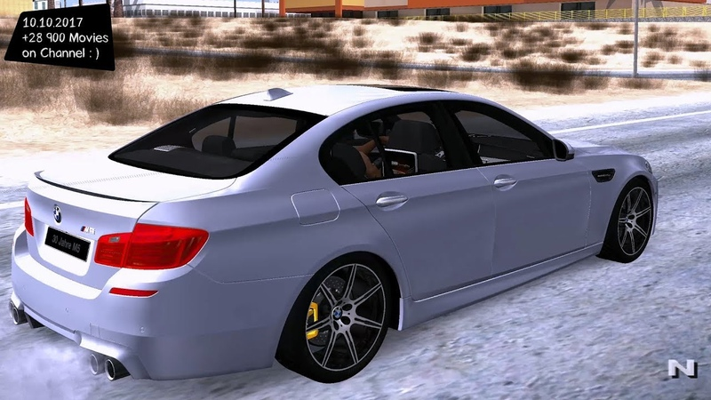 BMW M5 F10 30 Jahre Grand Theft Auto By PML