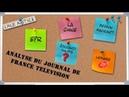 L'Aile à Stick Analyse par la critique - JT F2 du 30/08