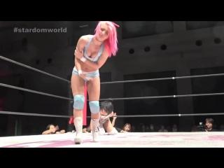 Xia Brookside (c) vs. Konami - Stardom Dream Slam In Nagoya