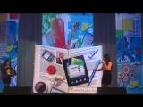 Қалалық лига 1.8 финал 16.04.2015ж. video by Bahutgul Aitmuhambet -Импульс(Б.Ахметов атындағы пед.колледж)