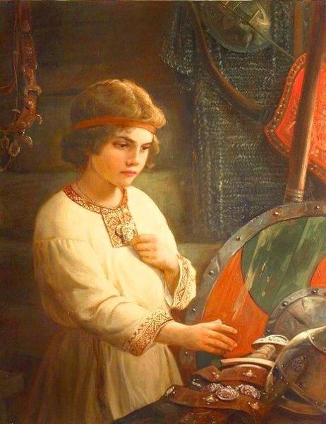 Картини Андрія Шишкина