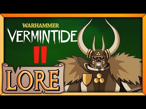 WARHAMMER VERMINTIDE 2 LORE in a Minute