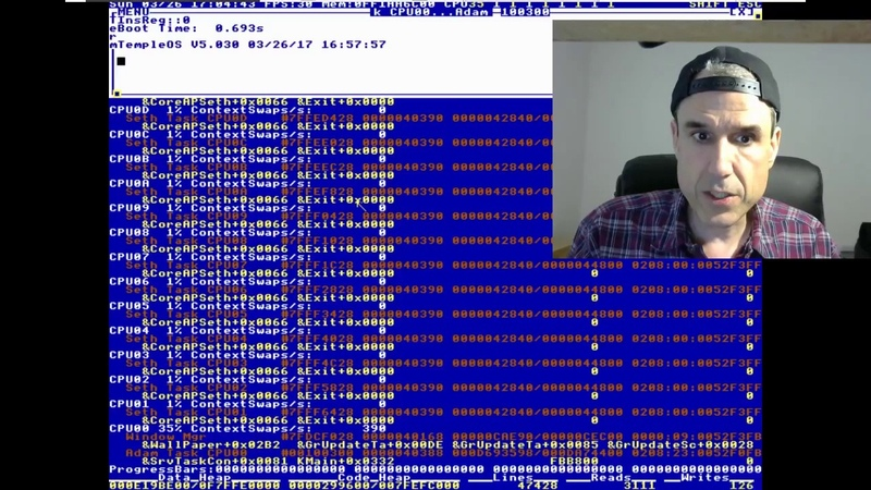 TempleOS Terry Responds to the Haters