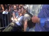 JOHNNNY DEPP Signing Autographs on 05102018 in ZurichSwitzerland