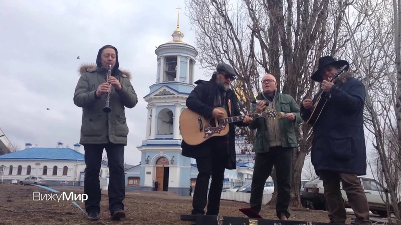 Воронеж. 14.03.2016. Собачий вальс.