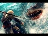 ►Assassin's Creed 4: Black Flag - 13 минут геймплея на Карибах. Абордаж и разграбление корабля.
