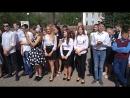 08 05 18 Исполнение учащимися нашей школы песни День Победы на мемориале с Гремячье