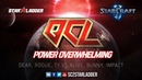 QCL Power Overwhelming Winners Ro4 Match 2 Dear Rogue TY vs aLive Bunny Impact часть 1