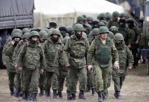 Росія замаскувала біля Херсонщини важку артилерію