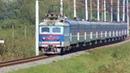 ЧС2 415 з поїздом №371 Могилів Трускавець