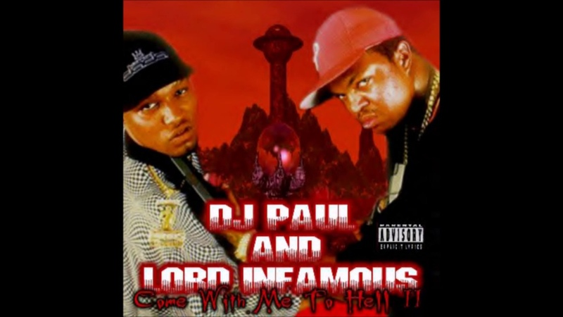 DJ Paul Lord Infamous - Bitches Tryna Run Game (Instrumental) demo