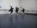 Адажио. Зачет по танцу II семестр 1 курс ЕГТИ мастерская А.В. Блиновой