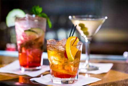 Большинство алкогольных напитков практически не имеют питательной ценности.