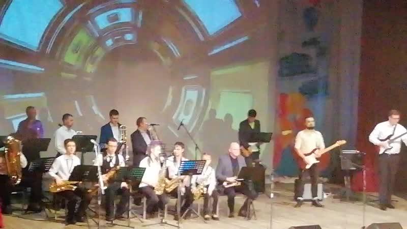 2019.03.01 Эстрадно джазовый оркестр г. Новый Оскол в г. Валуйки