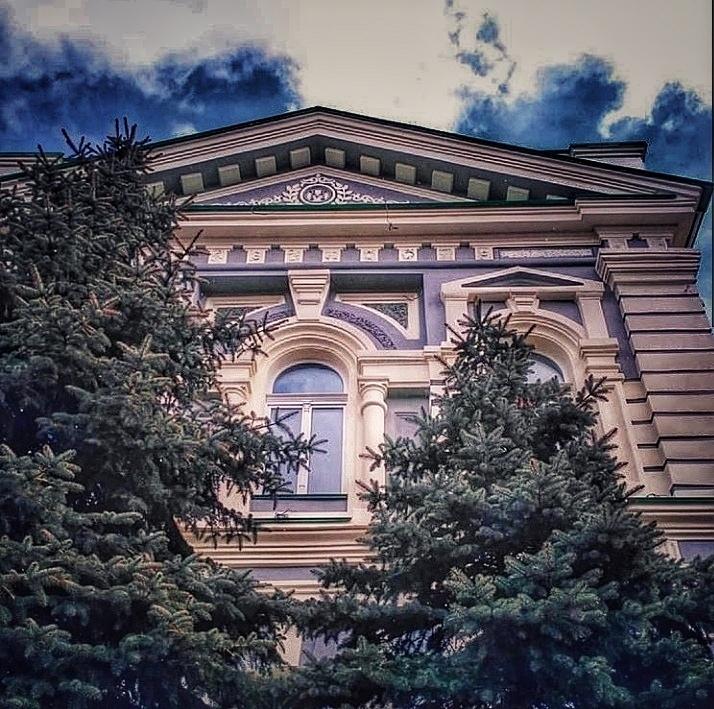 Архитектура Новосибирска!