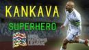 Jaba Kankava ► Superhero | Uefa Nations League | 2018 ● HD