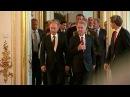 Владимир Путин нанёс визит в Австрию - Первый канал