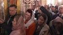 Патриарх Кирилл освятил храм-памятник в честь Всех святых в Минске