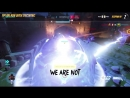 [TheRealKenzo] Using a Reaper Soundboard in Overwatch Competitive! (Overwatch Trolling)