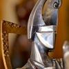 Современная красивая скульптура Form-Bronze.com