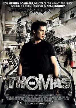 Странный Томас / Odd Thomas смотреть