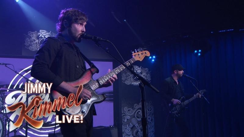 The Record Company - Life To Fix (Jimmy Kimmel Live)