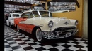 1955 Oldsmobile Olds 98 Holiday 2 Door Hardtop @ Volo Auto Museum on My Car Story with Lou Costabile